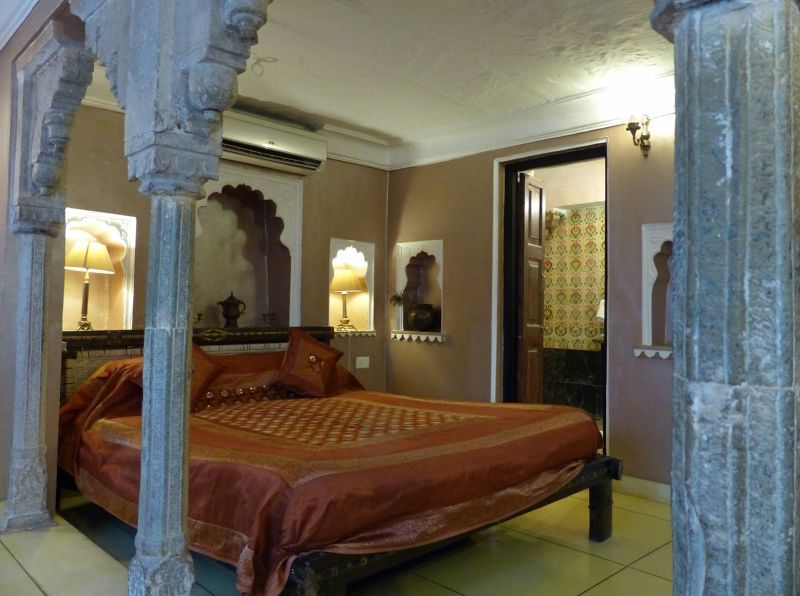 Our lovely room - Bundi Vilas haveli