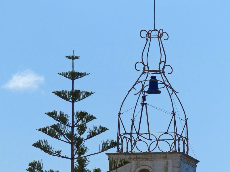 Seen from the Matriz church - Albufeira