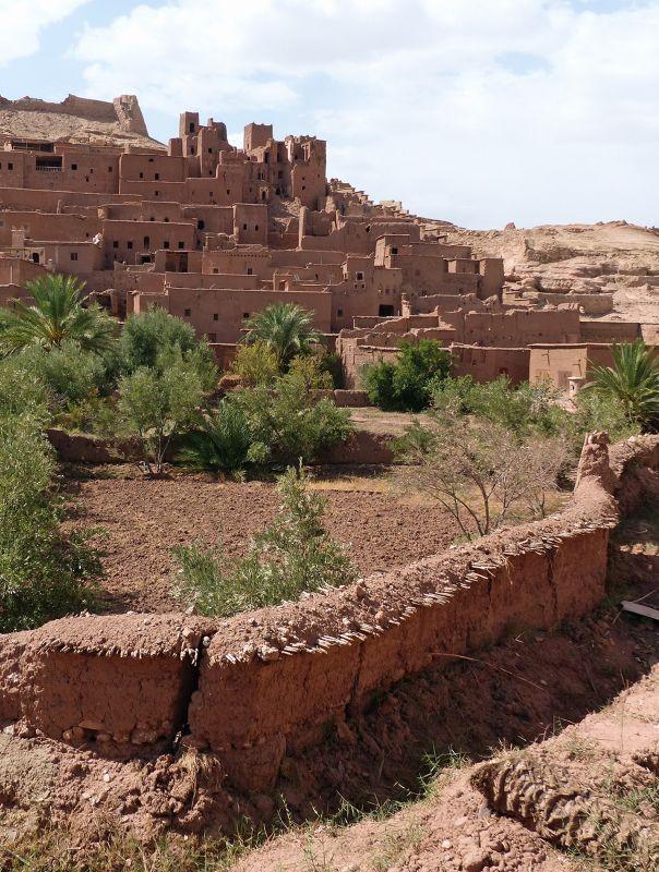 Near the arena - Ait Ben Haddou