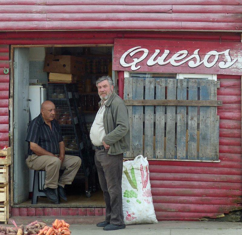 Shop in Dalcahue