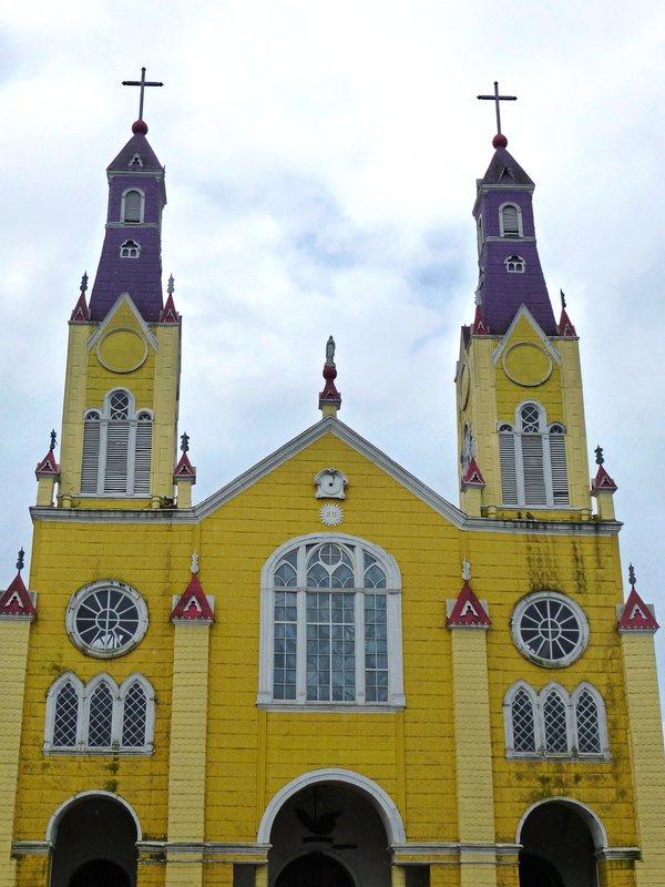 Iglesia de San Francisco de Castro