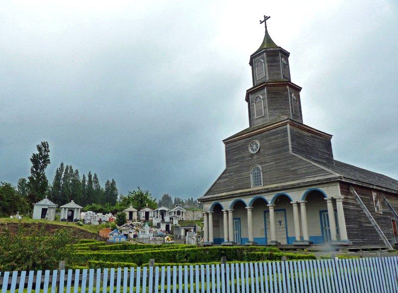 Iglesia Nuestra Señora de Gracia, Nercón