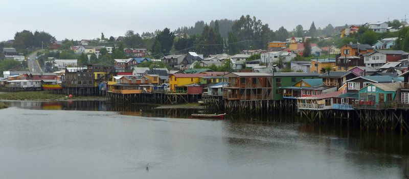 Palafitos, Castro, Chiloe