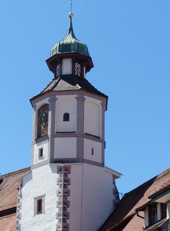 Pfaffenturm, Wangen