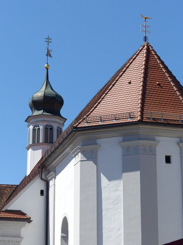 The Spitalkirche, Wangen