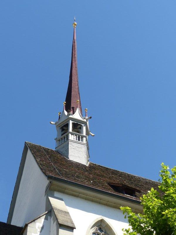 Predigerkirche, Zurich