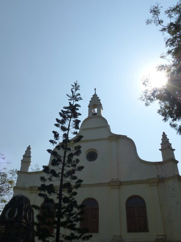 St Francis Church, Fort Cochin