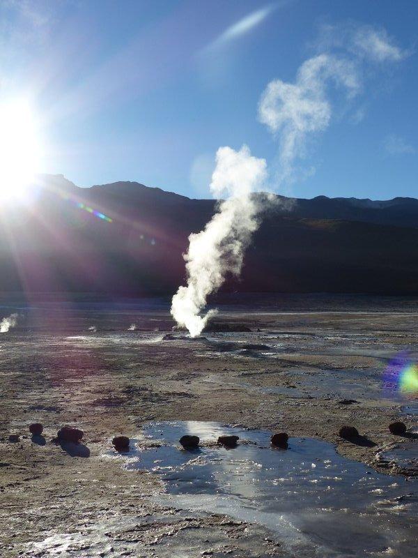 El Tatio Geysers, Atacama Desert