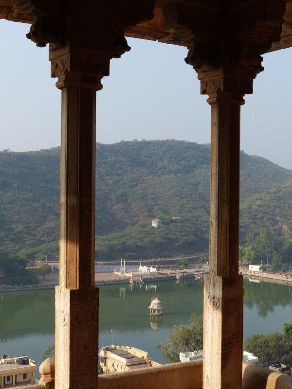 View from Bundi Palace