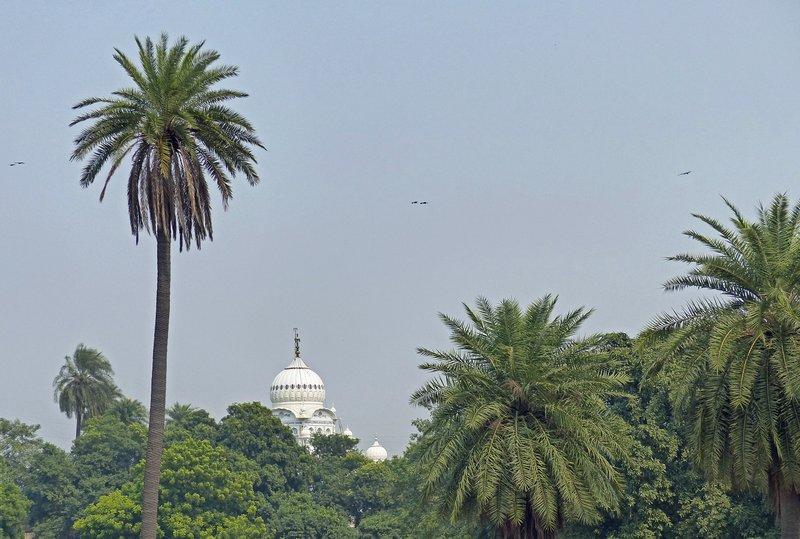 Humayan's Tomb - Delhi