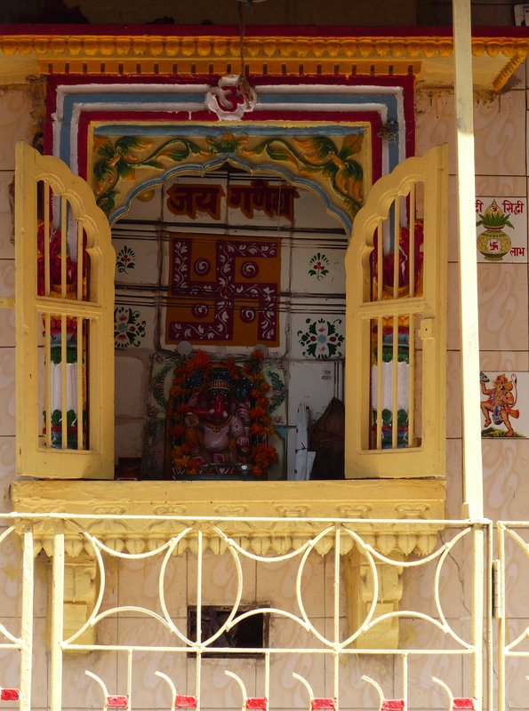 Temple in the old town, Jodhpur