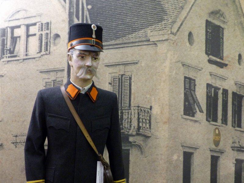 Postal museum, Vaduz