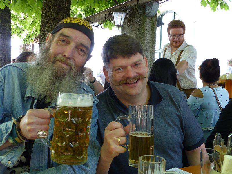 VT registration at the Brauereigasthaus Zum Stift