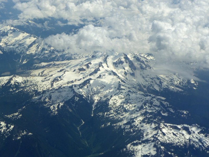 Over the N Cascades