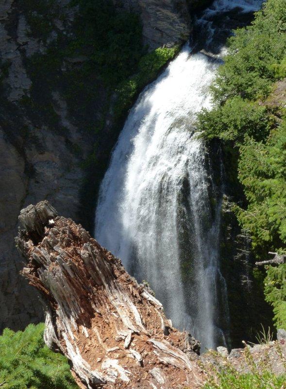 Clear Creek Falls, WA