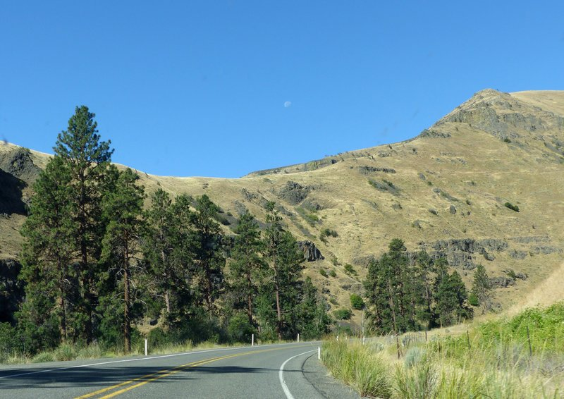 Rad through the Yakima Canyon