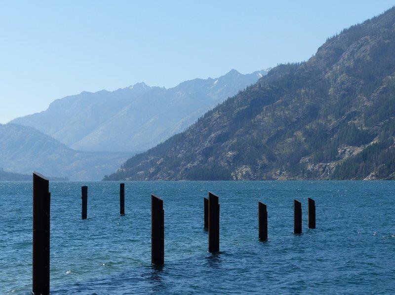 Stehekin, Lake Chelan, WA