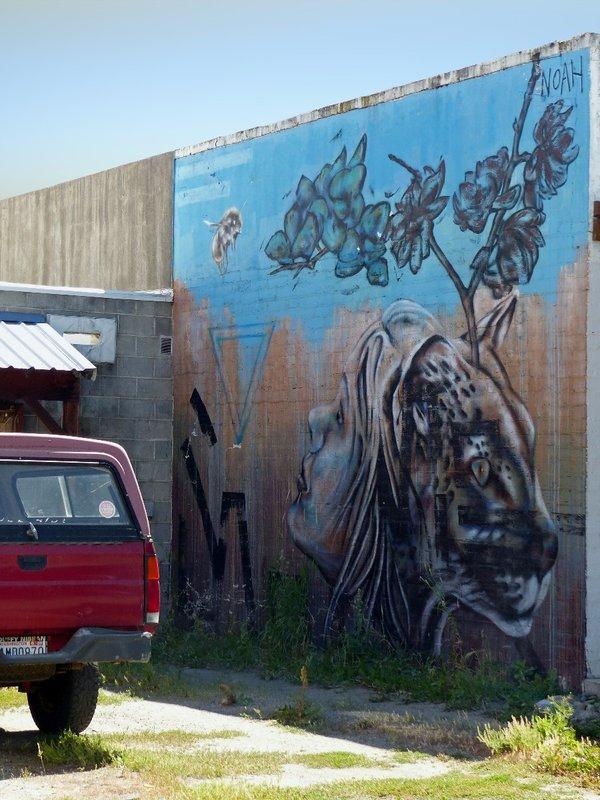 Mural in Twisp