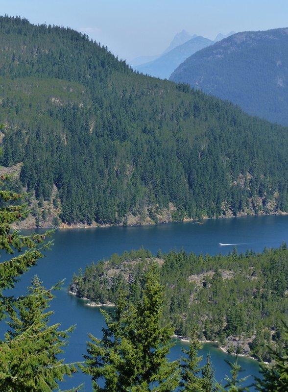 Ross Lake, N Cascades NP