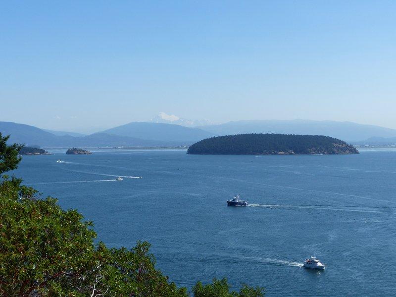 View from Cap Sante Park, Anacortes