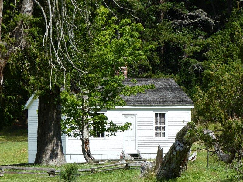 English Camp, San Juan Island