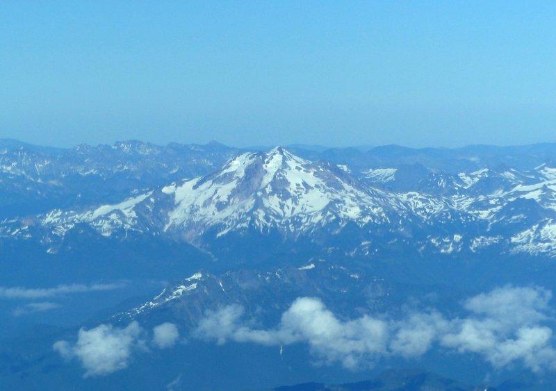 Mount Baker (I think)
