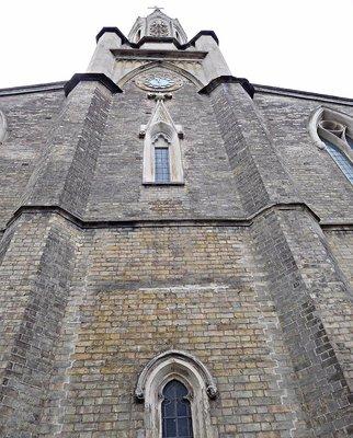 St Stephens Canonbury: front