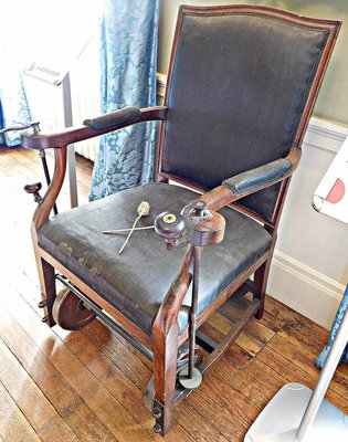 Kenwood Gouty Chair for invalids
