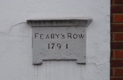Fearys Row Highgate High Str