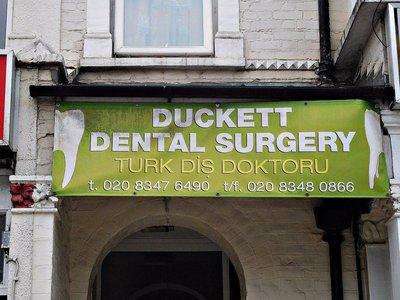 Turkish dental surgery Green Lanes