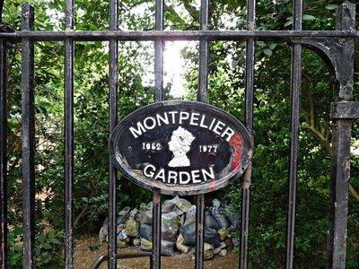Montpelier Gardens on Lansdowne Rise