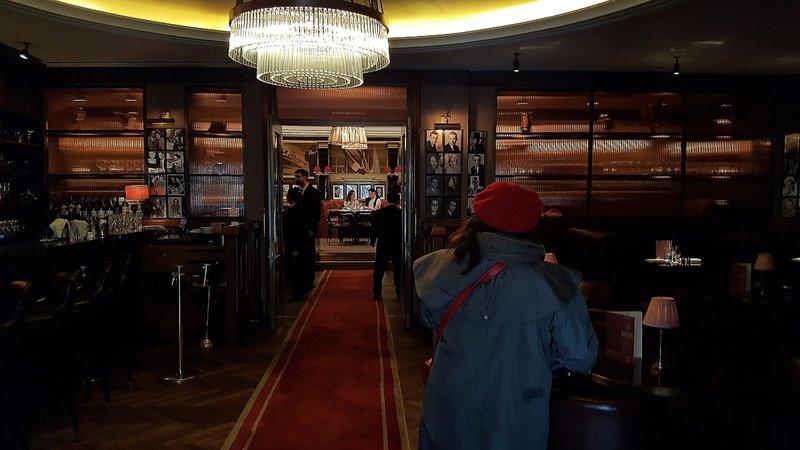 BMNT 3 Beaumont Hotel bar