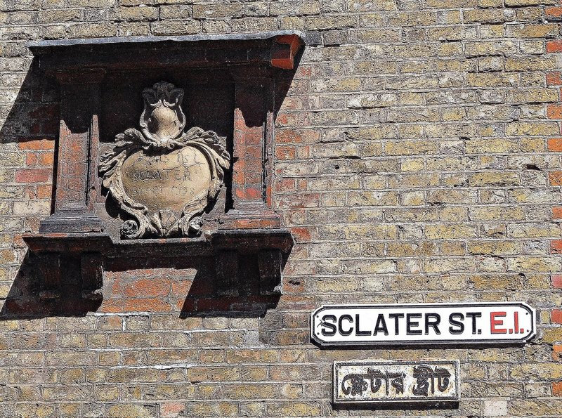 Sclater Street