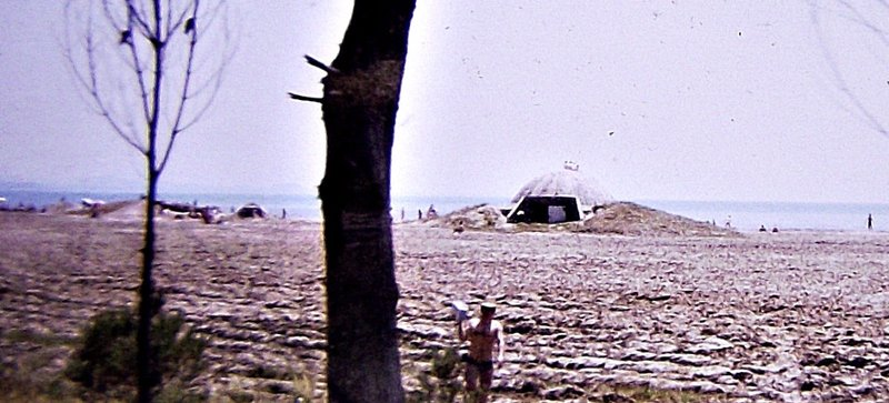 Durres Beach 1984