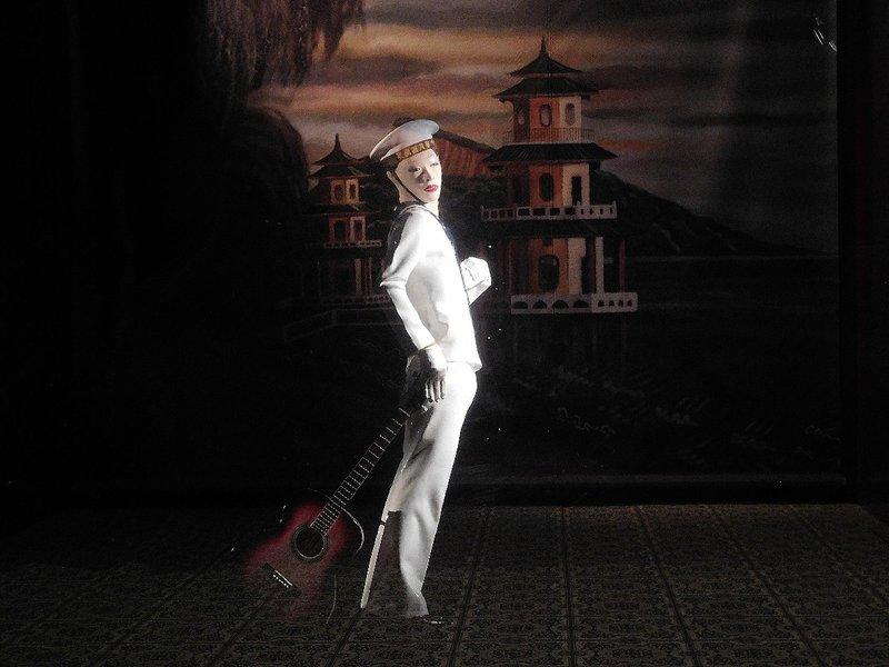 Chinese hologram