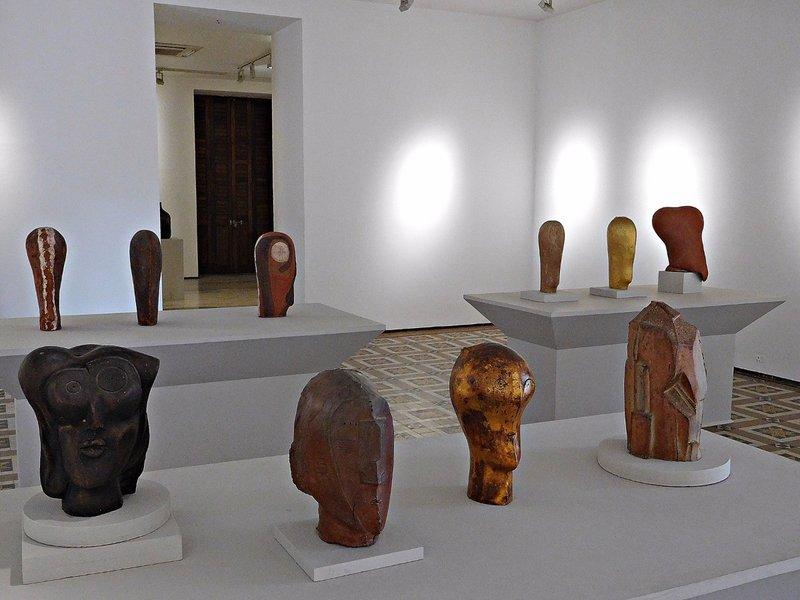 Ceramic artworks