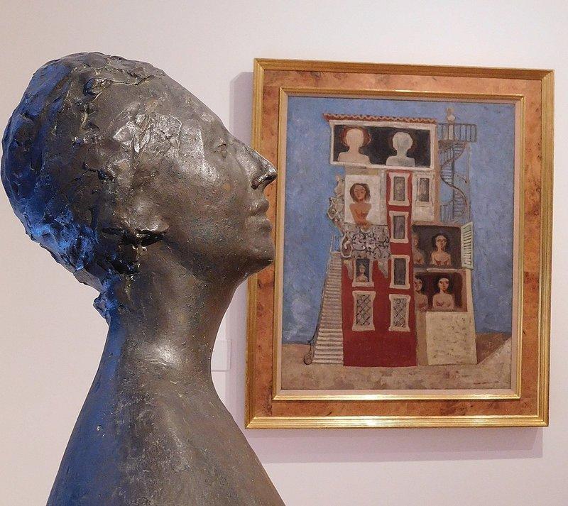 ESTORICK: art works in permanent collection