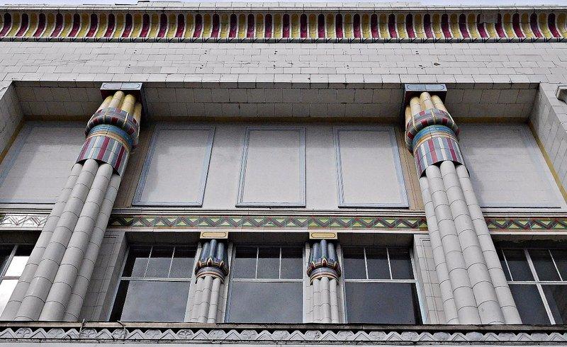 Gracepoint: pillars