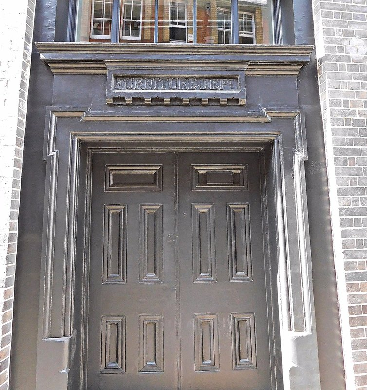 Former  London School Board stores