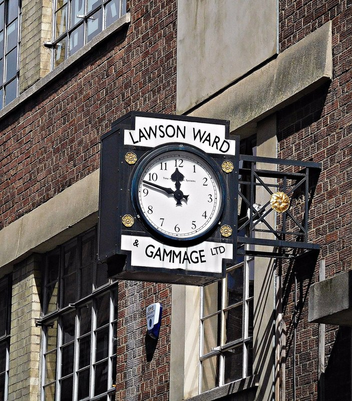 Lawson Ward and Gammage Ltd