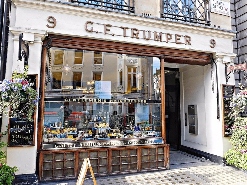 Curzon Street:  Trumpers