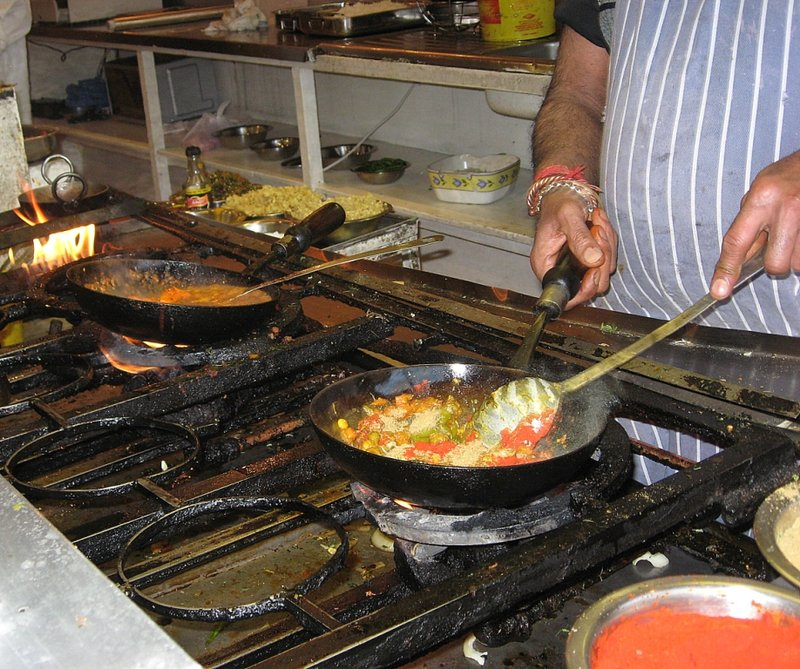 Cooking a l'indienne, Southall