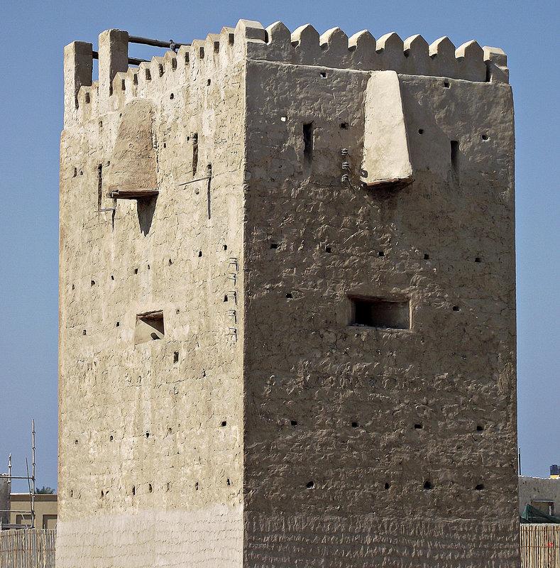 Dubai: fortress