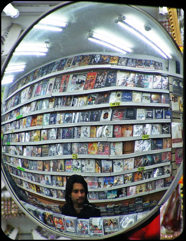 DVD seller in Southall