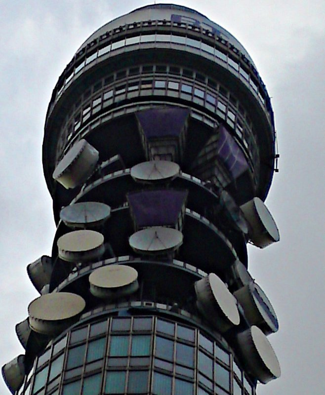 Post Office Tower London