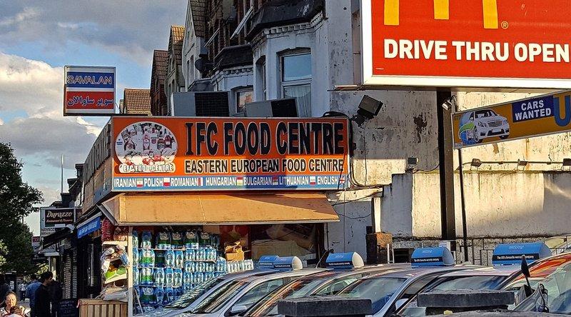 Inter4national Food Green Lanes