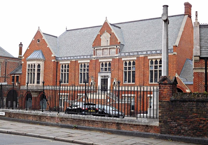 Highgate School: Big School