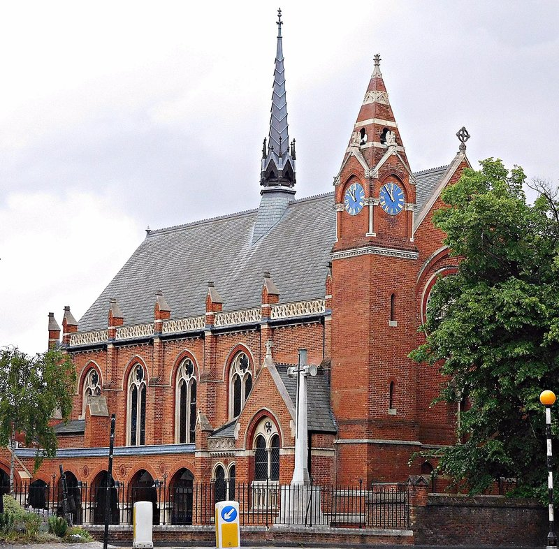 Highgate School Chapel