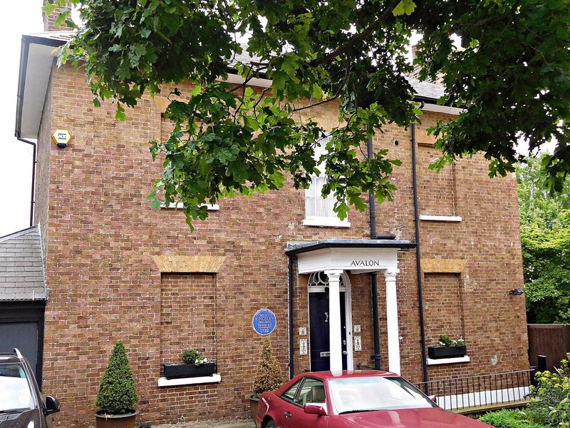 Mary Kingsley lived here as a child in Southwood Lane