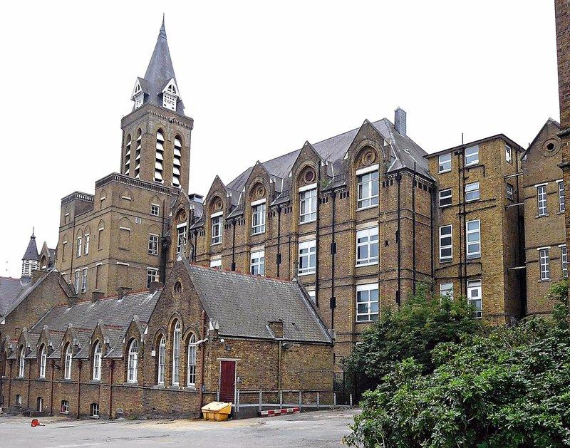 Former Holborn Union Infirmary